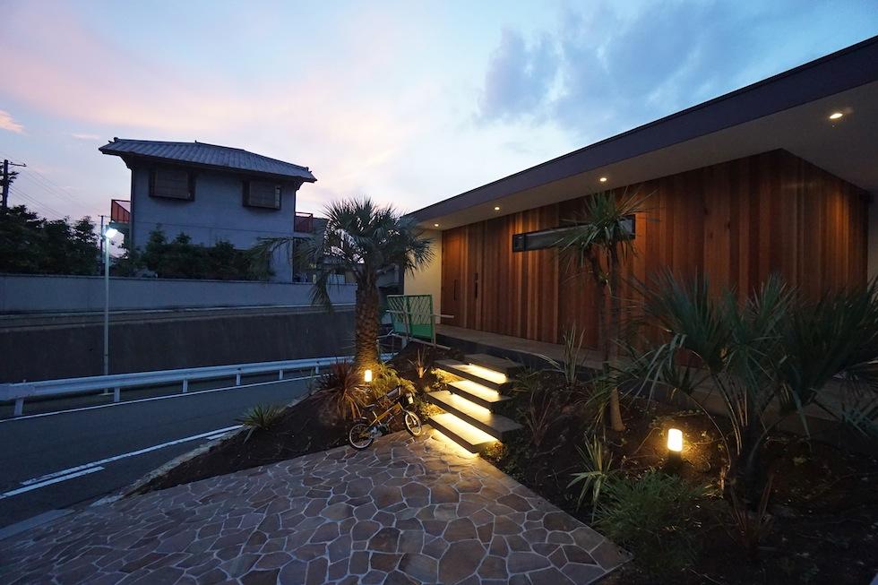 プールハウス,大阪,京都,神戸,建築家,設計事務所,高級注文住宅,コートハウス,リゾート