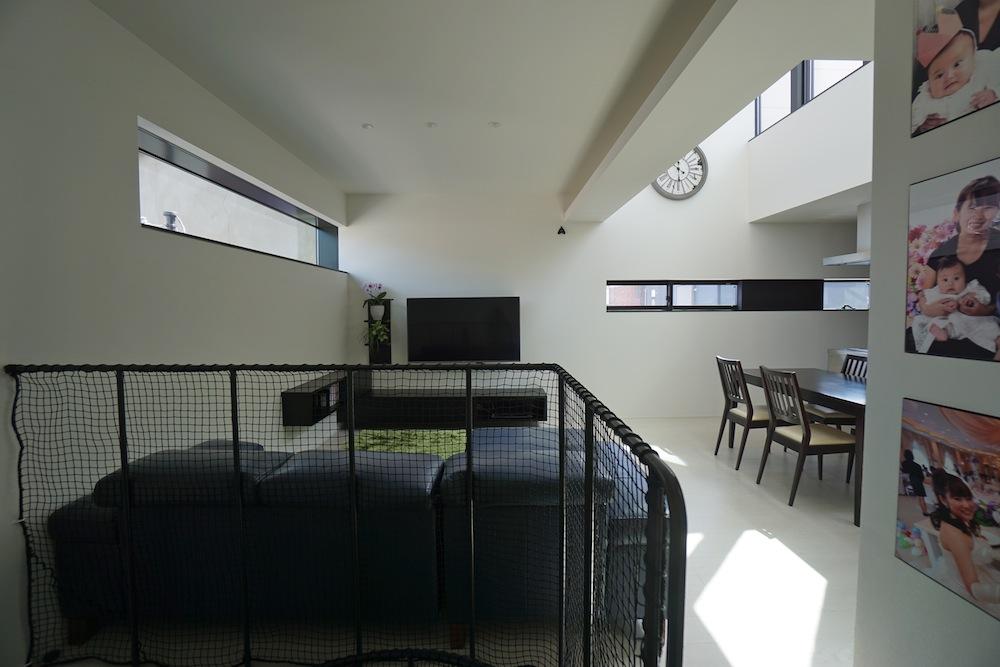竣工写真,大阪,四條畷,建築家,設計事務所,住宅設計,高級注文住宅,木造3階建て
