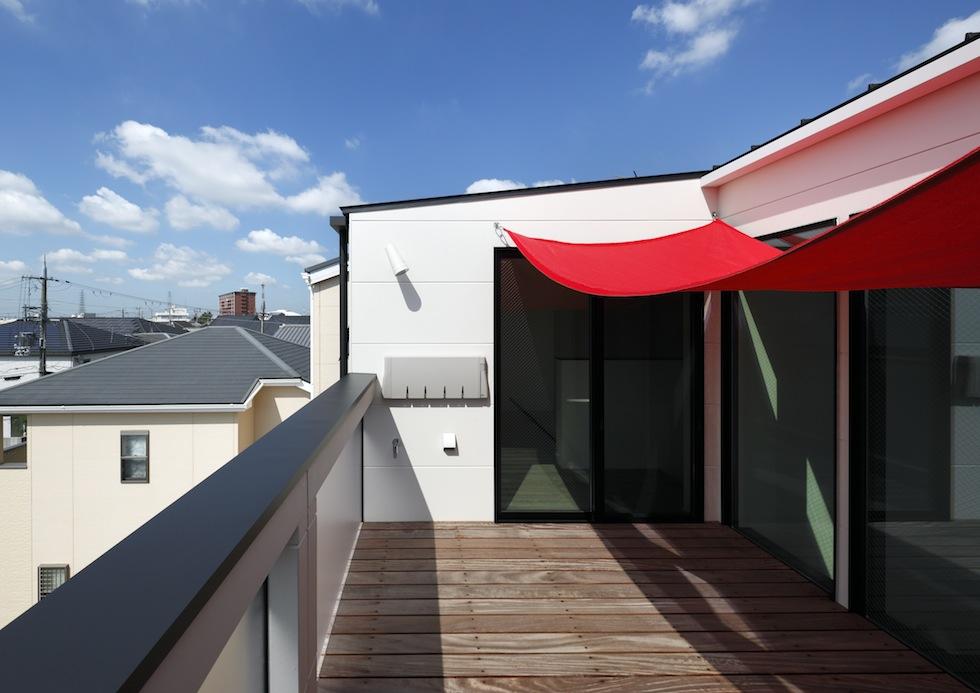 大阪,四條畷,建築家,設計事務所,住宅設計,高級注文住宅,木造3階建てデザイン,螺旋階段,外観デザイン,グランピング