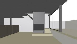 建築家,デザイン,店舗付き住宅,美容室,設計事務所,高級注文住宅,大阪,京都,神戸,テラスハウス