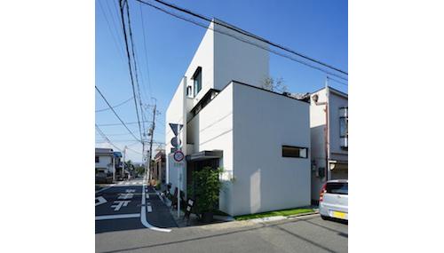 建築家,高級注文住宅設計,高槻,へアサロン併用住宅,大阪,神戸,EShair1916,2