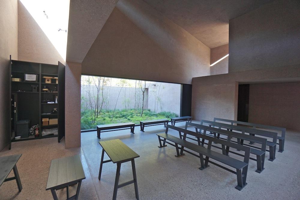 猪名川霊園,建築探訪,設計事務所,建築家,高級注文住宅設,コンクリート