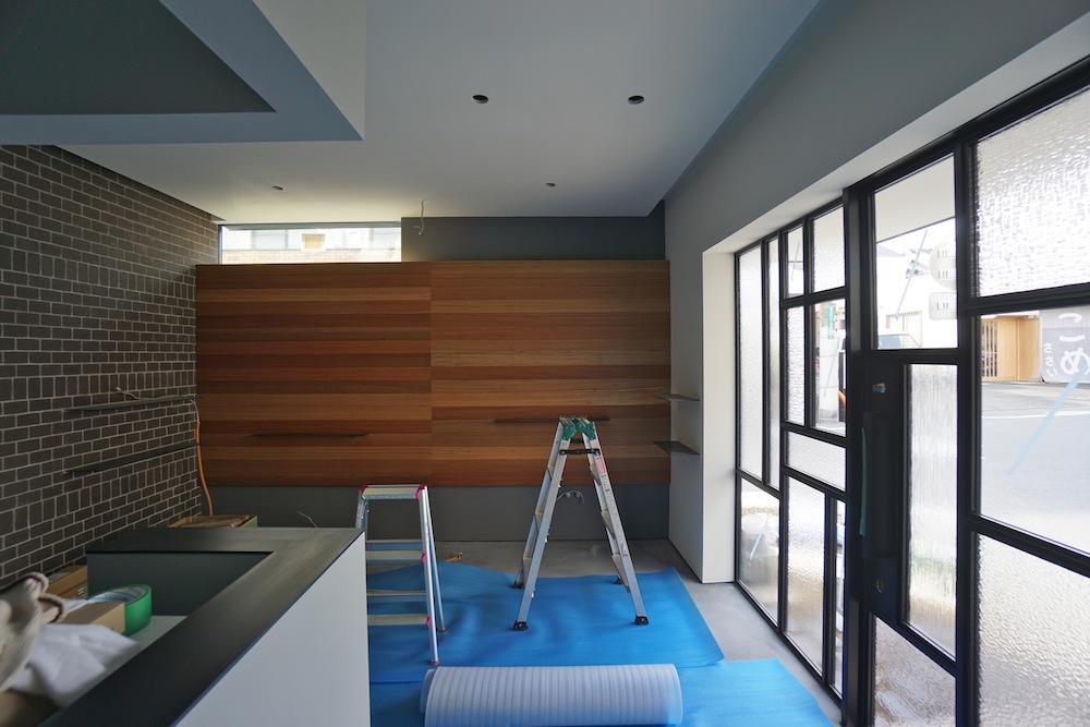 ヘアサロン併用住宅,,建築家,大阪,高槻,高級注文住宅設計,美容室,理美容室,バーバー
