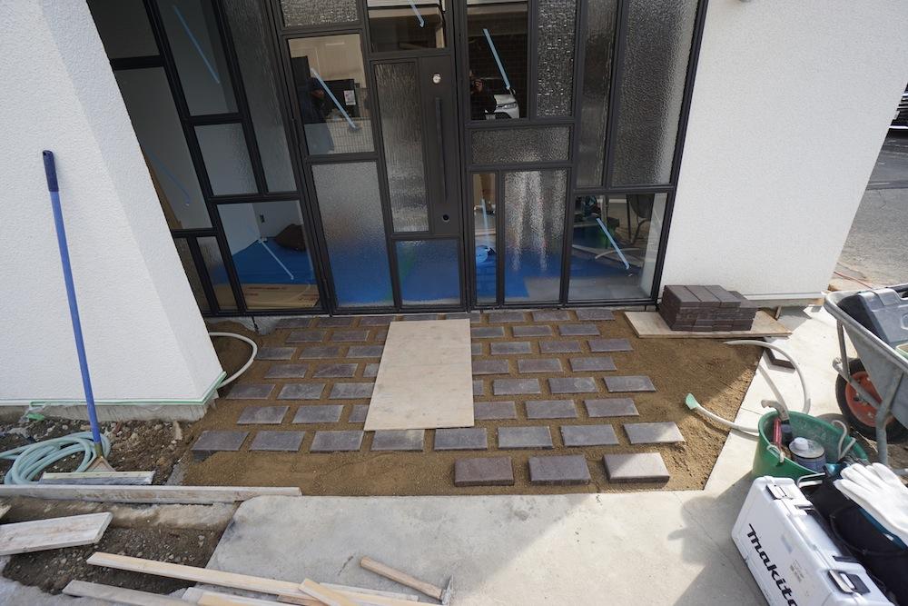 ヘアサロン併用住宅,,建築家,大阪,高槻,高級注文住宅設計,美容室,理美容室