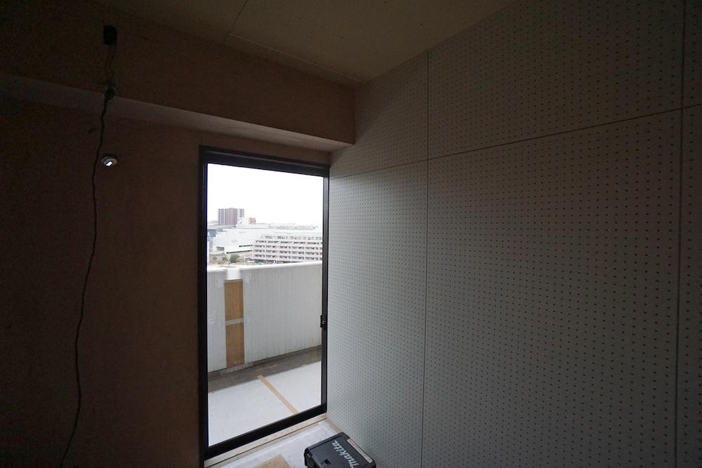 マンションリノベーション,大阪,京都,滋賀,神戸,建築家,高級注文住宅設計,リゾート,グランピング,有孔ボード