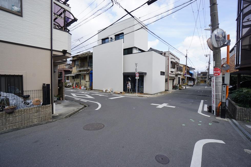 外観デザイン,3階建てデザイン,建築家,大阪,神戸,京都,高槻,高級注文住宅設計