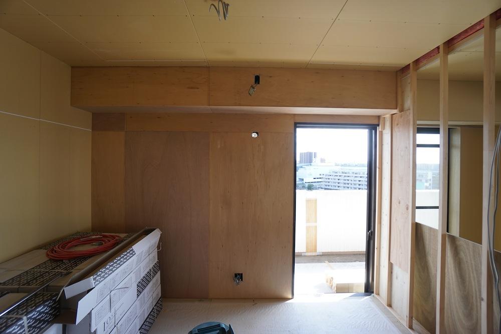 建築家,京都,マンションリノベーション,大阪,高級注文住宅設計,衣装室,グランピング,眺望,ルーフバルコニー