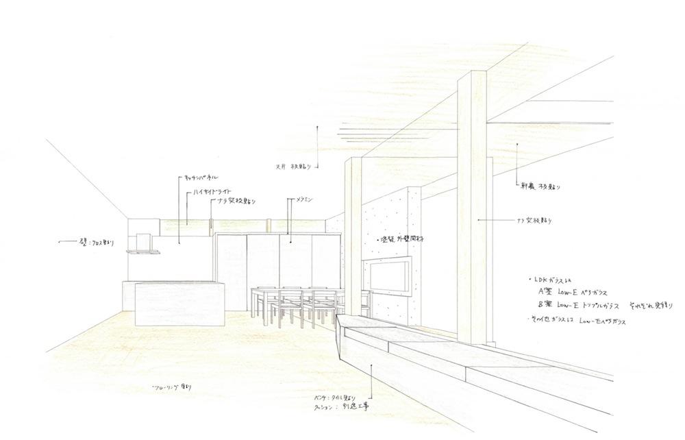インテリアの検討,大阪,吹田,豊中,高級注文住宅設計,神戸,京都,ラグジュアリーデザイン