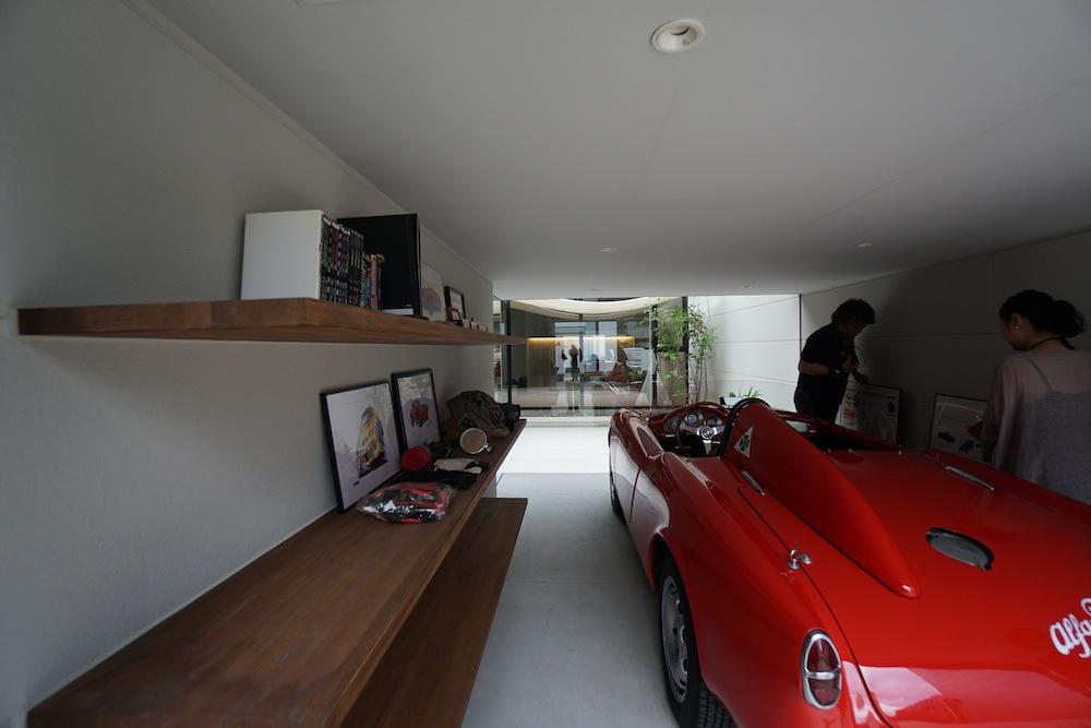 建築家,設計事務所,高級注文住宅設計,大阪,中庭の家,家庭画報取材