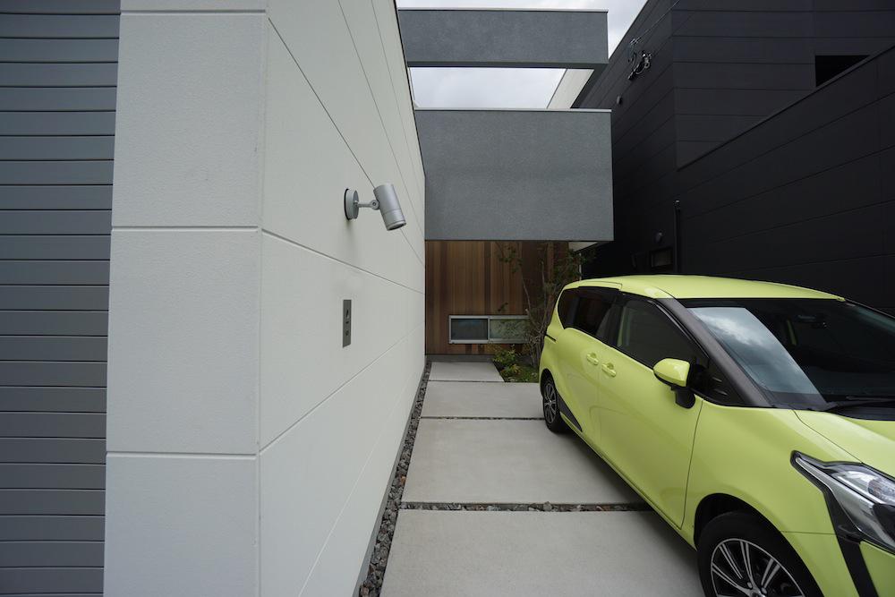 建築家,設計事務所,高級注文住宅設計,大阪,中庭の家