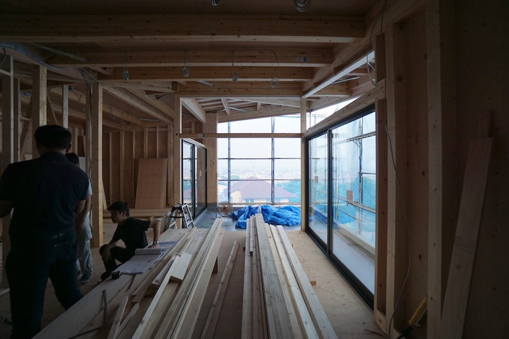 建築家,設計事務所,高級注文住宅設計,大阪,宝塚,眺望の家