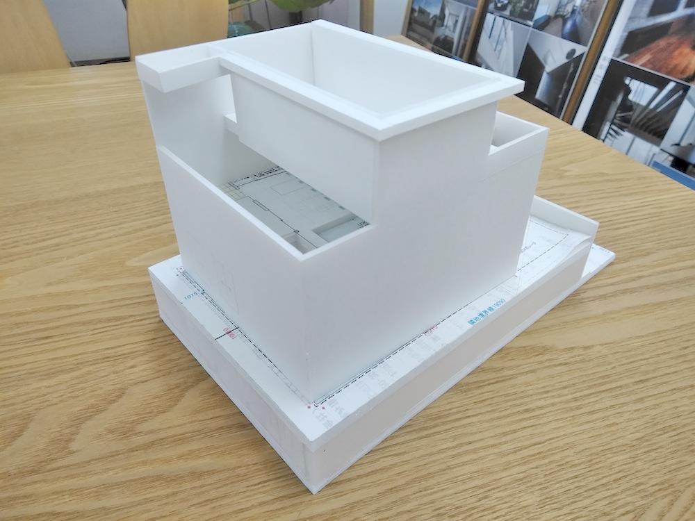 模型にて検討2