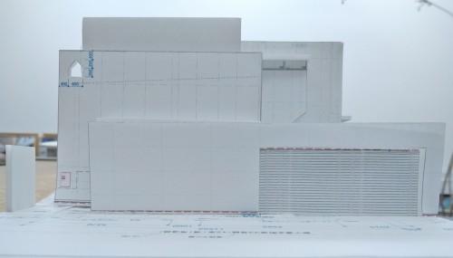 模型検討,外観模型,建築家,高級注文住宅設計,大阪,吹田,豊中,神戸,京都