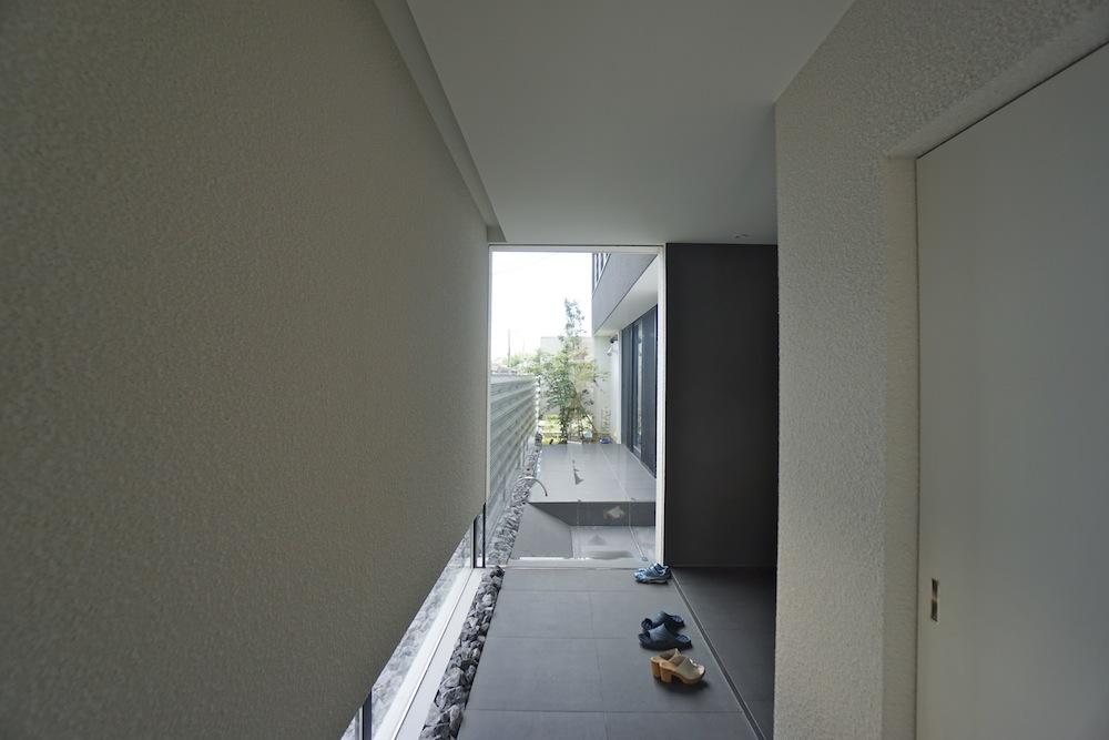 エントランス,建築家,設計事務所,高級注文住宅設計,大阪狭山