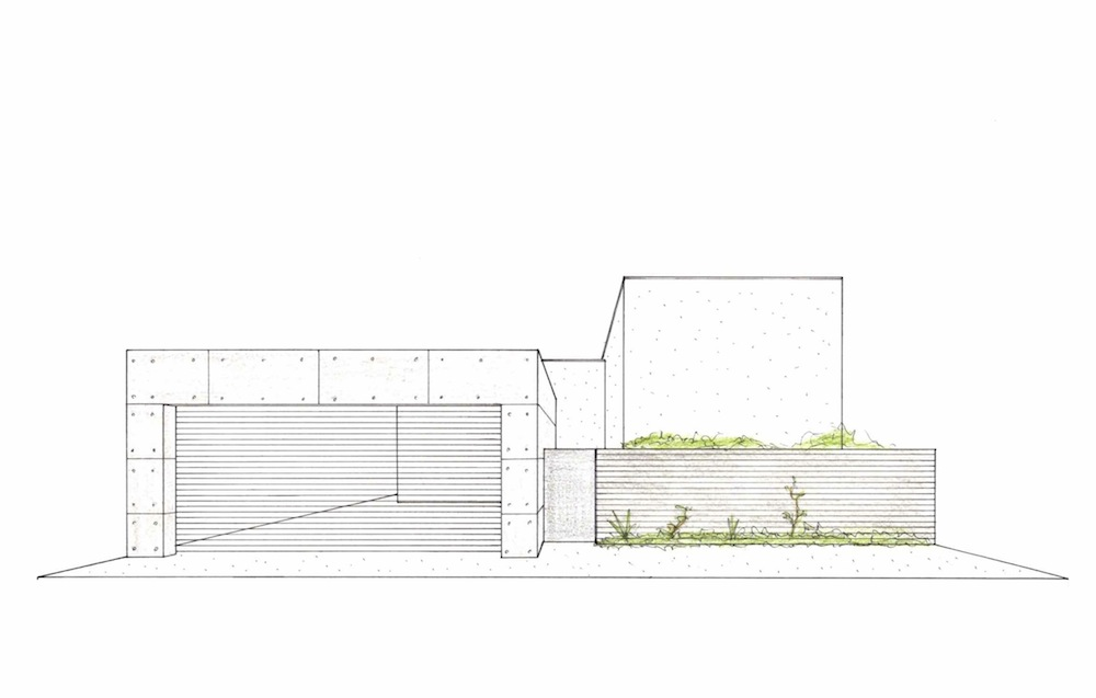 ご提案,大阪,建築家,設計事務所,高級注文住宅設計,帝塚山,平屋