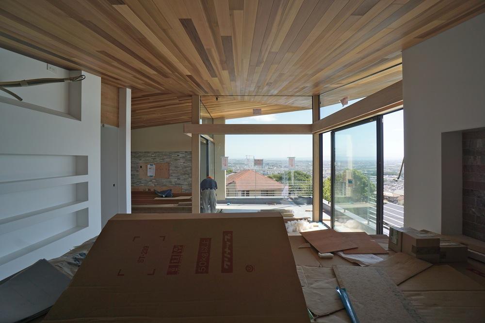 建築家,設計事務所,大阪,神戸,宝塚,眺望の家,スカイテラス,スカイリビング,眺めの良い家