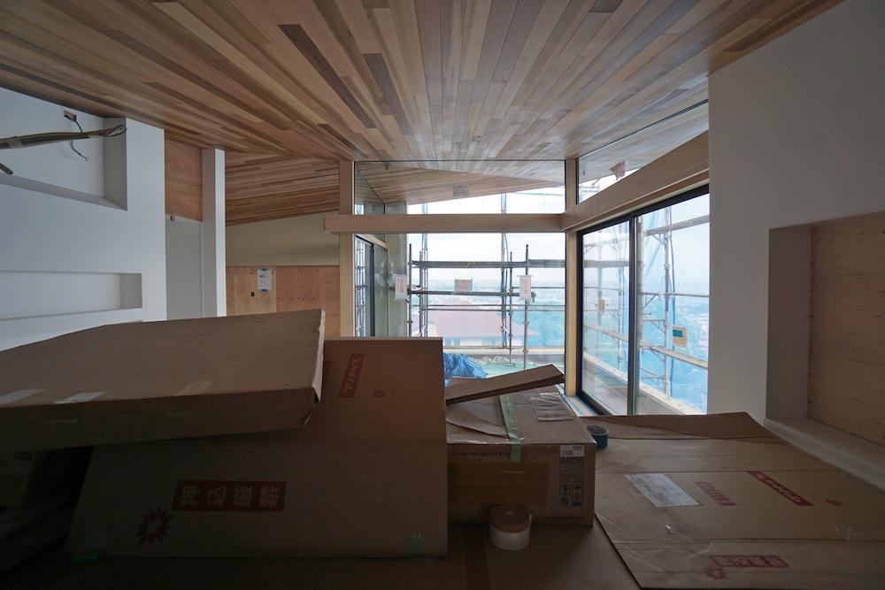 建築家,高級注文住宅設計,クロス工事,眺望の家,グランピングテラス,宝塚,神戸,大阪,眺めの良い家