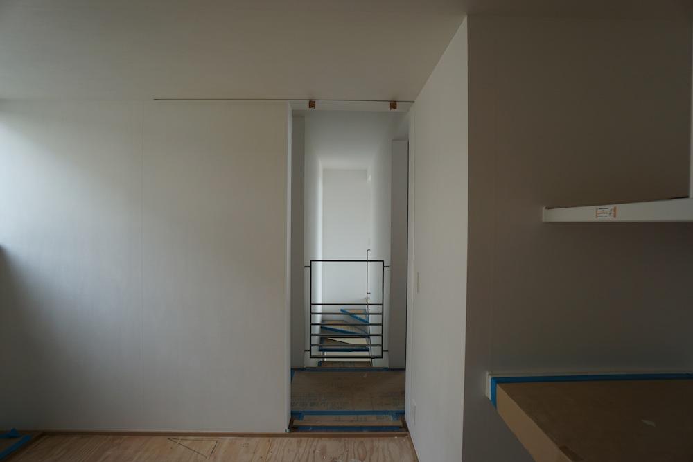 眺望のある家,眺望,眺めの良い家,建築家,大阪,神戸,高級注文住宅設計,テラス,スチール手摺