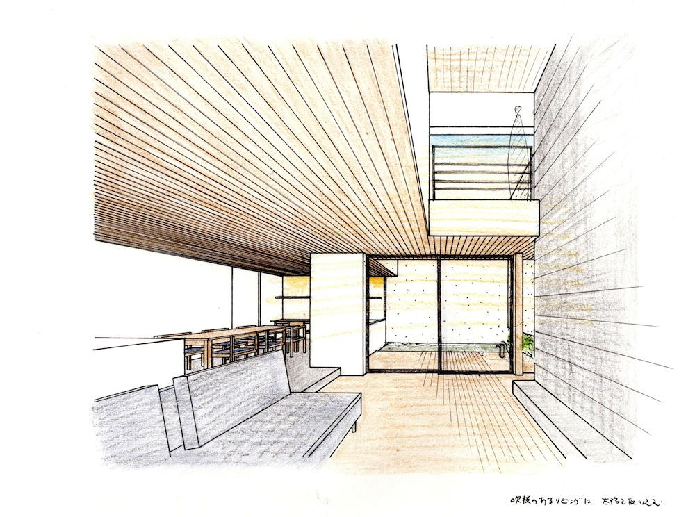 豊中市,高級注文住宅設計,建築家,大阪,吹田,北摂,コートハウス