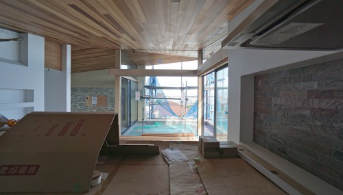 雲雀丘,宝塚,建築家,高級注文住宅設計,眺望の家,スカイビュー