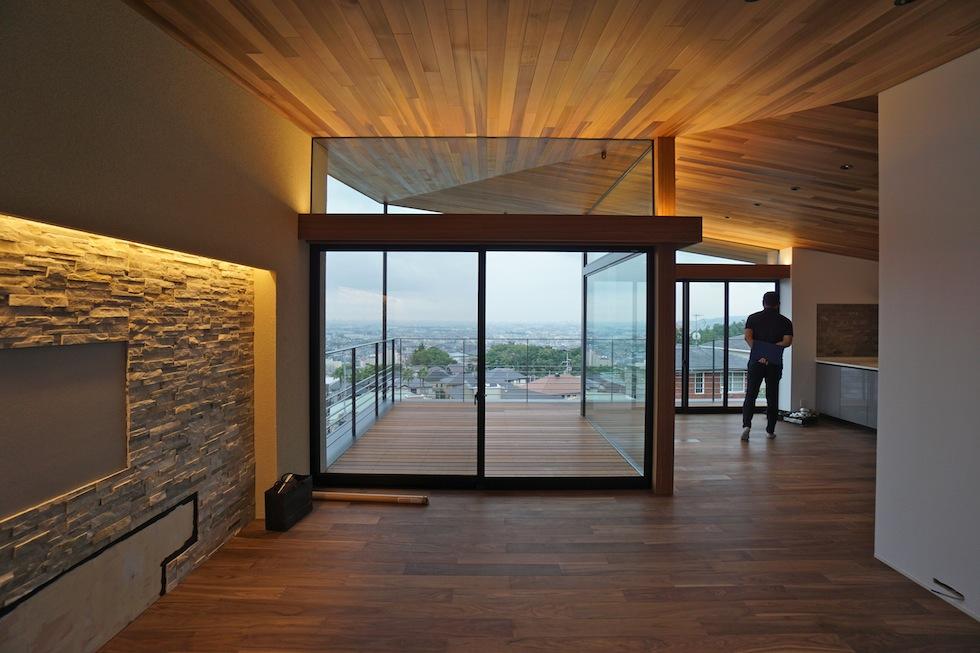 間接照明,建築家,設計事務所,高級注文住宅設計,大阪,神戸,京都