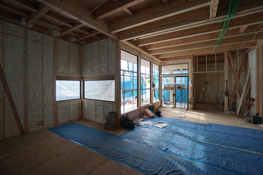 建築家,大阪,北摂,豊中,千里ニュ−タウン,高級注文住宅設計,外観デザイン,ダイニング