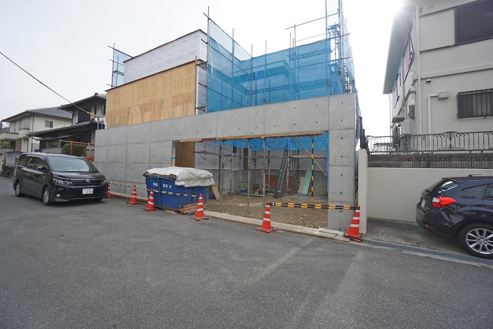 建築家,大阪,北摂,豊中,千里ニュ−タウン,高級注文住宅設計,外観デザイン