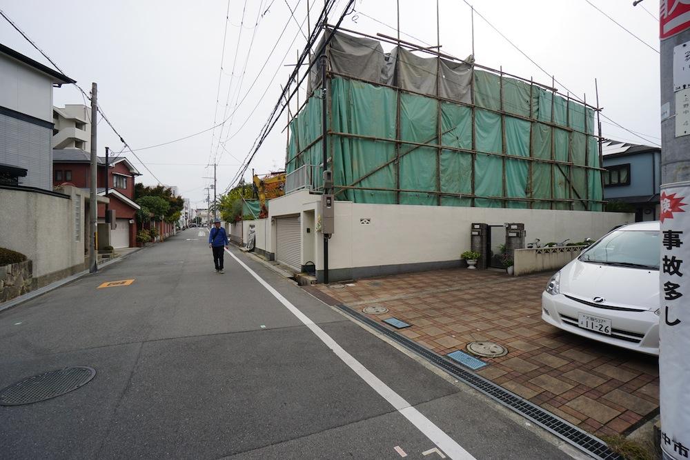 建築家,大阪,北摂,豊中,千里ニュ−タウン,高級注文住宅設計,解体工事