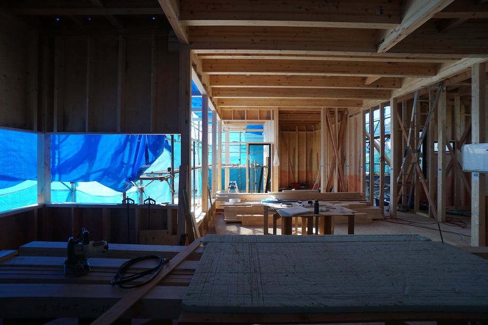建築家,設計事務所,吹田,豊中,高級注文住宅設計,サッカーグラウンドのある家,ダイニング