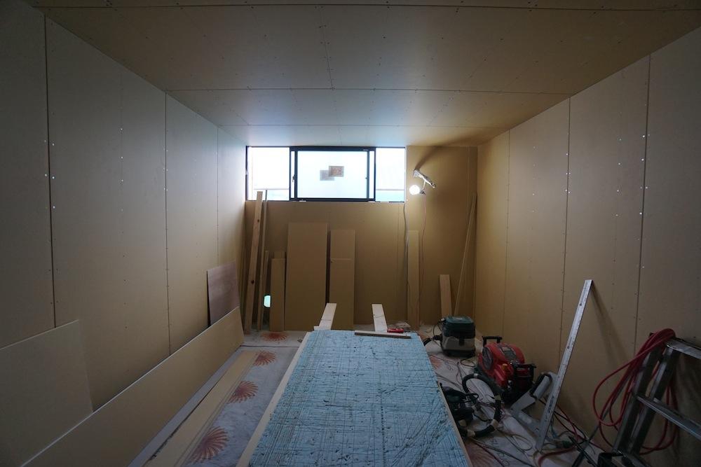 建築家,北摂,豊中,高級注文住宅設計,大阪,神戸,寝室,デザイン,セカンドリビング