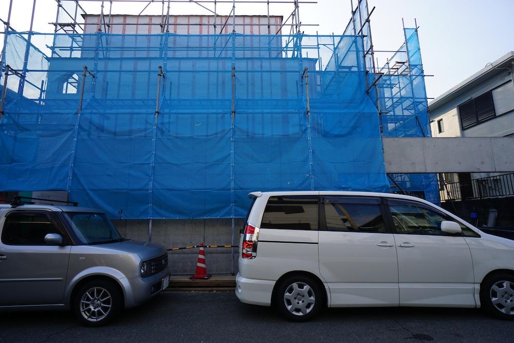 建築家,北摂,豊中,高級注文住宅設計,大阪,神戸,寝室,外観デザイン