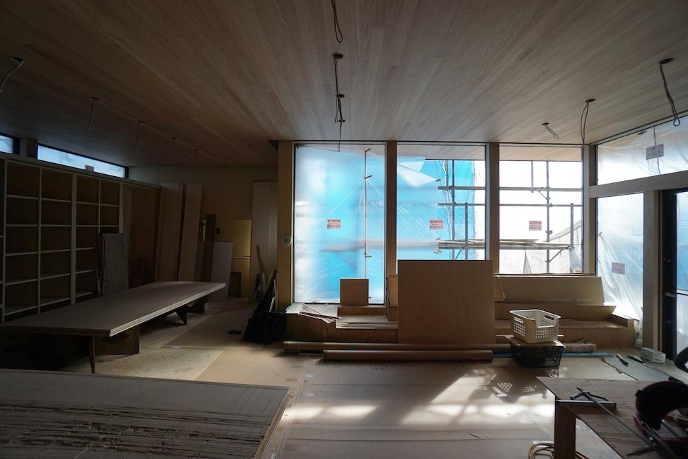 建築家,大阪,高級注文住宅設計,豊中,北摂,オープンハウス,造作工事,おおきな窓