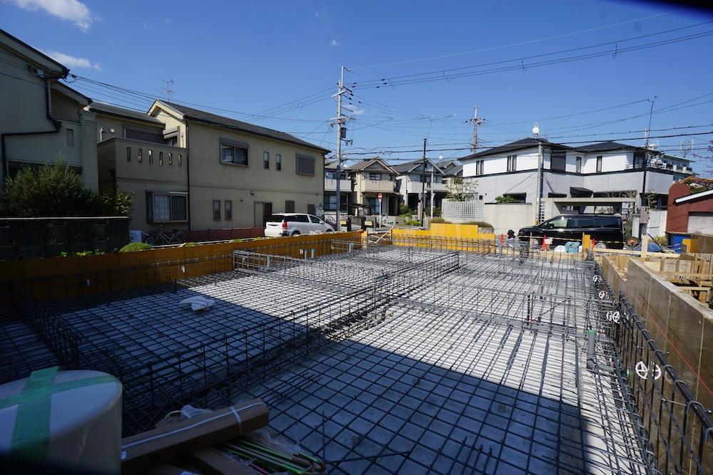 配筋検査,建築家,設計事務所,高級注文住宅設計,大阪
