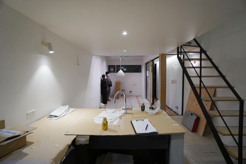 建築家,設計事務所,高級注文住宅設計,大阪,神戸,京都,リノベーション,リフォーム,お引き渡し前