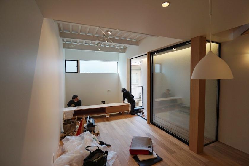 建築家,設計事務所,高級注文住宅設計,大阪,神戸,京都,リノベーション,リフォーム,鉄骨現し