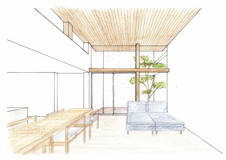 建築家,大阪,設計事務所,高級注文住宅設計,大阪,神戸,宝塚,北摂,ハイサイドライト