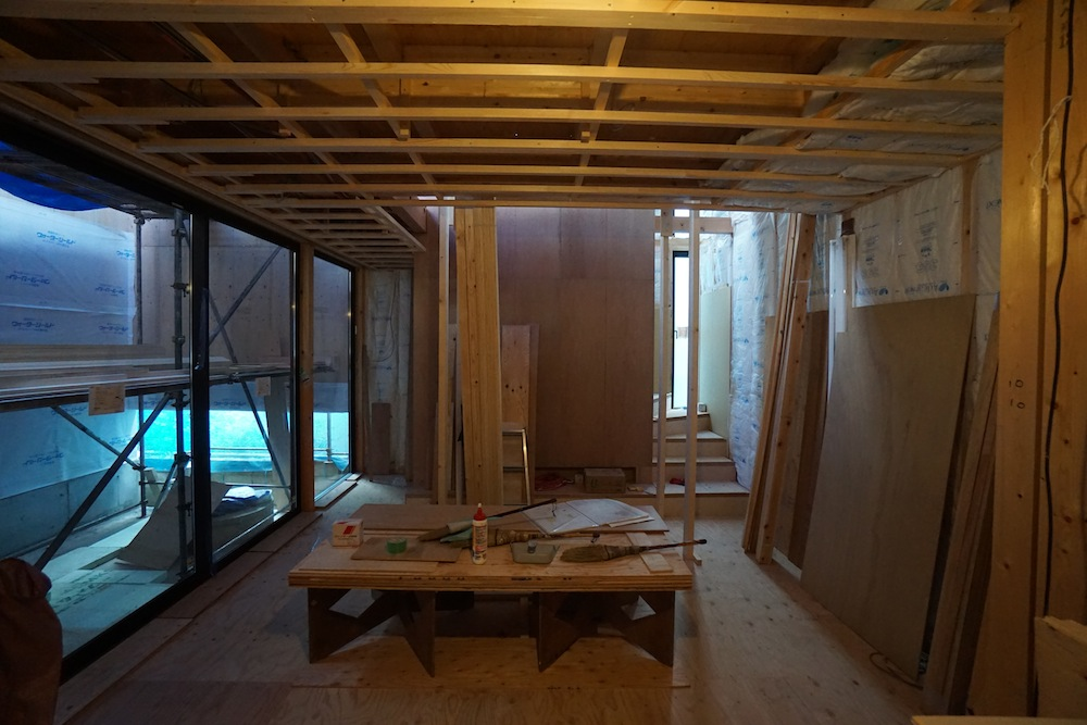 豊中,高級注文住宅設計,建築家,大阪,神戸,京都,コートハウス,中庭の家
