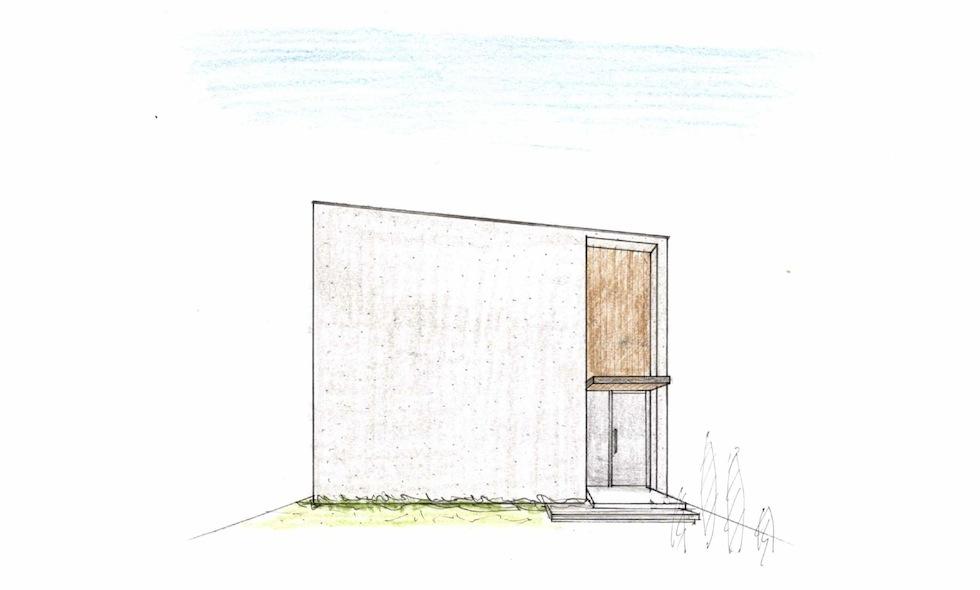 富田林,大阪,ファサード,高級注文住宅設計,建築家