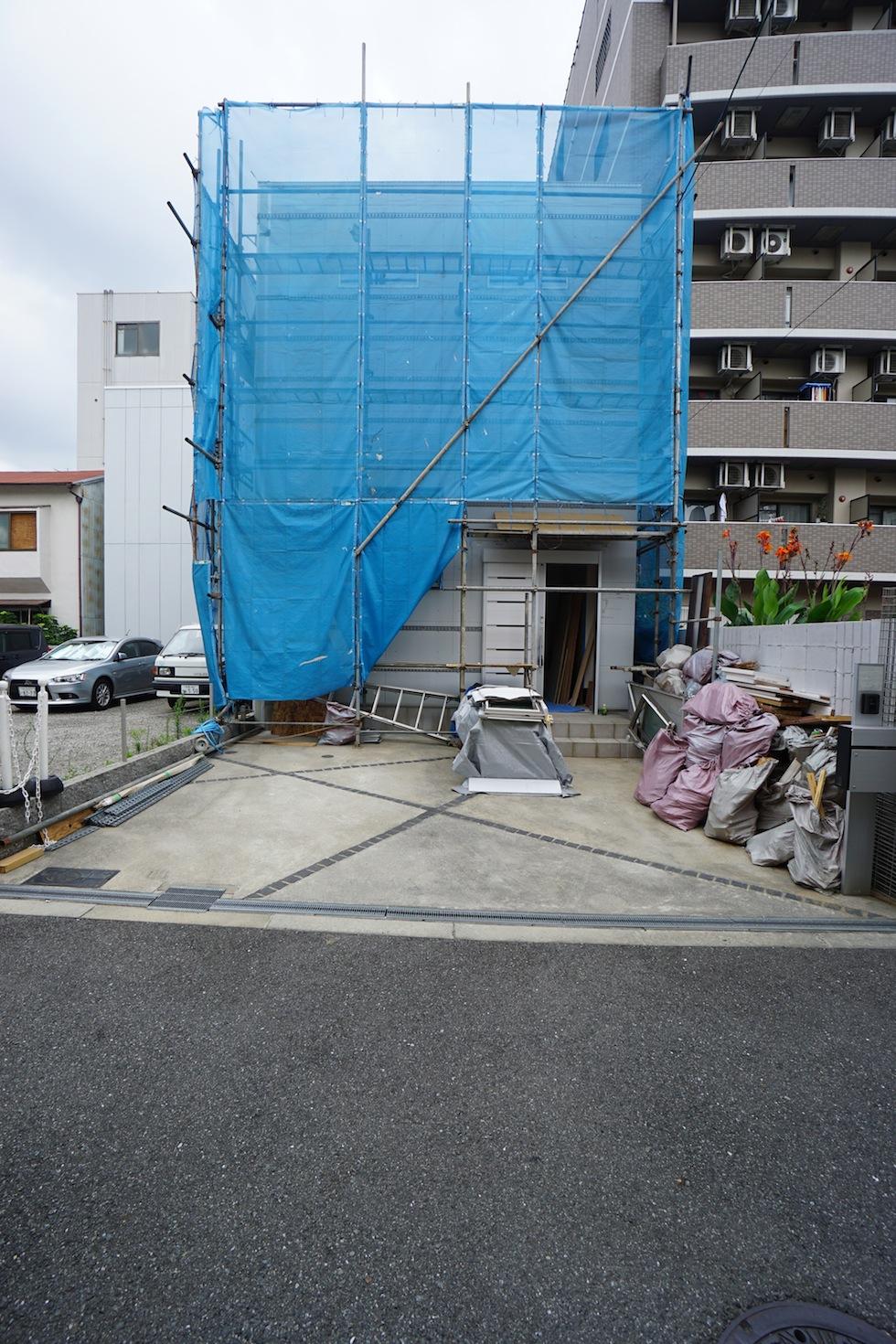 建築家,大阪,高級注文住宅設計,リノベーション,東成区,天王寺区
