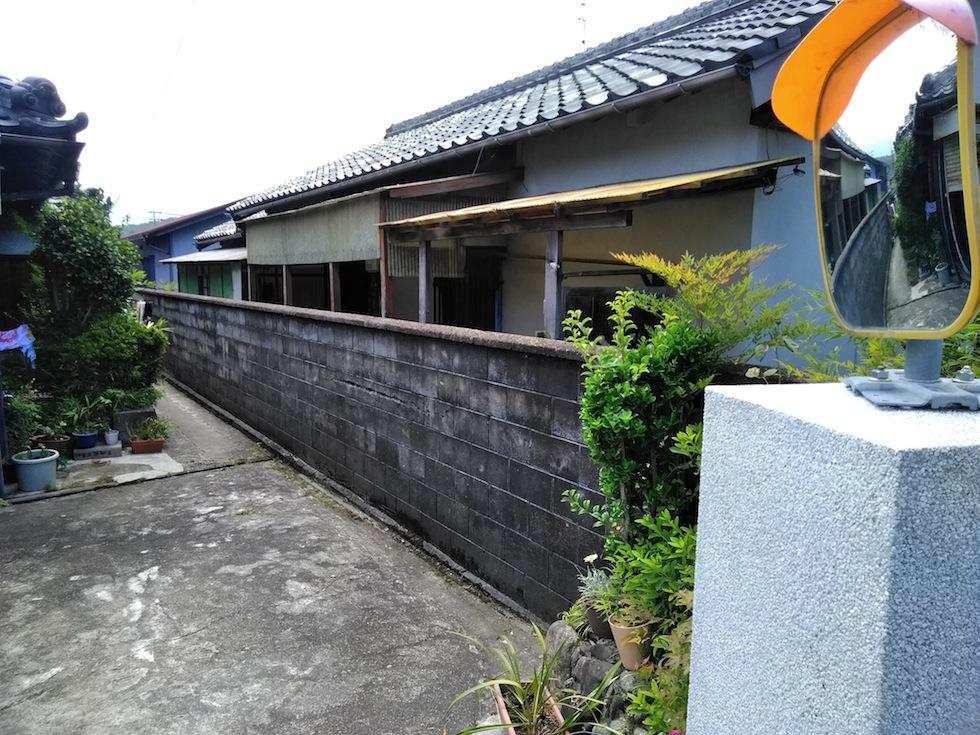 敷地調査,大阪,富田林,眺望の家,市街化調整区域