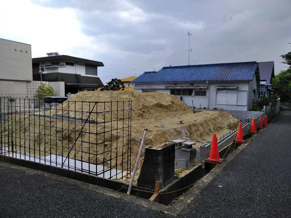 土地の造成,大阪,建築家,高級注文住宅設計,豊中,北摂,住宅デザイン