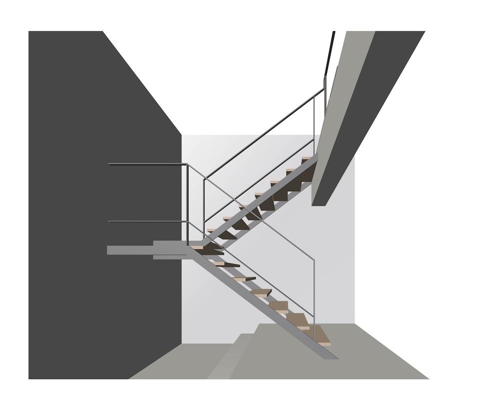 高級注文住宅設計,階段デザイン,大阪,北摂,豊中