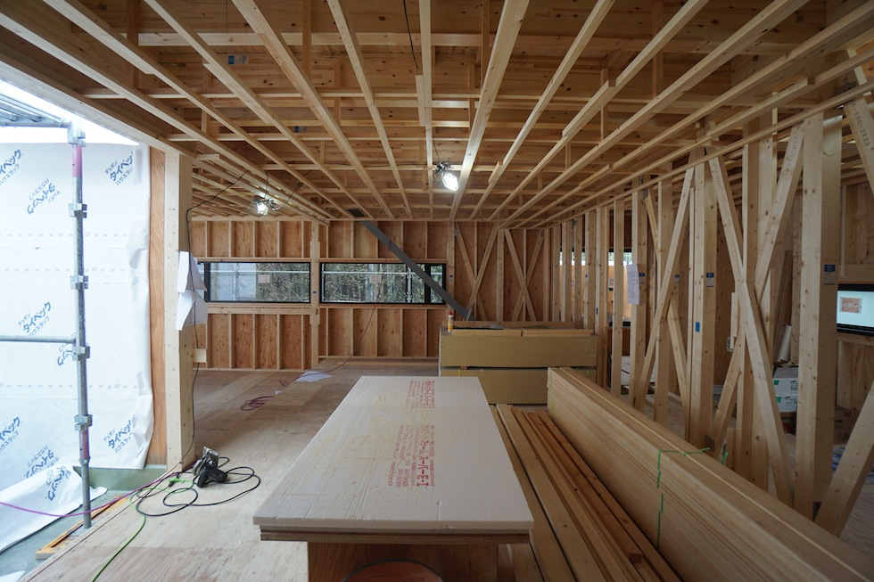 建築家,大阪,豊中,北摂,高級注文住宅設計,外観,コートハウス,中庭の家,ダイ二ング